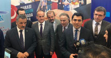 Valimiz Sayın Osman Kaymak' dan istihdam toplantısına davet…