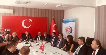 """Samsun'dan """"Barış Pınarı Harekatı""""na Tam Destek"""
