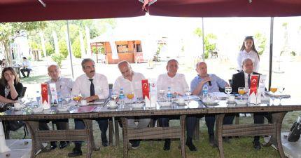 Ondokuz Mayıs Üniversitesi (OMÜ) 9'uncu Danışma Kurulu Toplantısı Gerçekleştirildi….