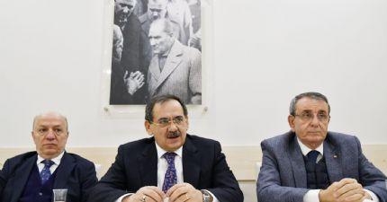Samsun Büyükşehir Belediye Başkanı Sayın Mustafa Demir Borsamızı Ziyaret Etti…
