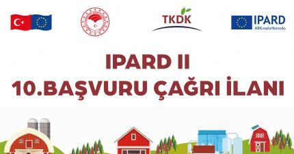 IPARD II 10. Başvuru Çağrı İlanı...