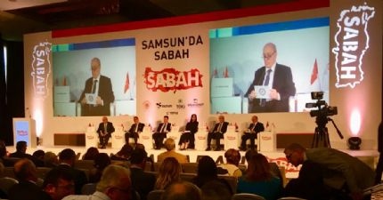 Samsun'da Sabah Paneli....