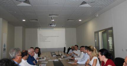 Samsun Ticaret Borsası Gıda Kontrol Laboratuvarının Kapasitesinin Geliştirilmesi Projesi Başlangıç Toplantısı Yapıldı...