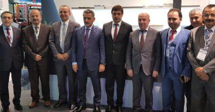 Başkan Çakır Müsiad Expo & Uluslararası İş Forumu Etkinliğine Katıldı…