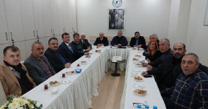 2018 Yılının Son Meclis Toplantısı Yapıldı...