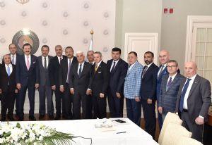 Tobb Yüksek Koordinasyon Kurulu ve Strateji Geliştirme Yüksek Kurulu Toplantısı Gerçekleşti…