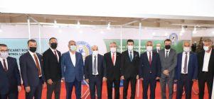 Samsun Tarım Hayvancılık ve Teknolojileri Fuarı Açıldı.