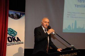 Yönetim Kurulu Başkanımız Sayın Sinan ÇAKIR 'Yerel Yönetimlerde Yenilikçilik' konulu konferansa katıldı.