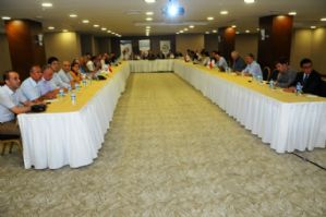 Yerel Kalkınma Sinerji Toplantısı, Borsamız ve Samsun Tso Ev Sahipliğinde Gerçekleştirildi.