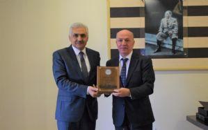 İl Emniyet Müdürümüz Dr. Ömer Urhal 'dan İade-i Ziyaret …