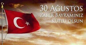 Milletimizin Büyük Zaferin 94. Yılını Kutluyoruz...