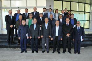 Samsun Teknopark'ın 2017 Olağan Genel Kurul Toplantısı Gerçekleştirildi.
