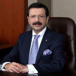 TOBB Başkanı Rifat Hisarcıklıoğlu' nun Valideleri Solmaz Hisarcıklıoğlu vefat etmiştir.