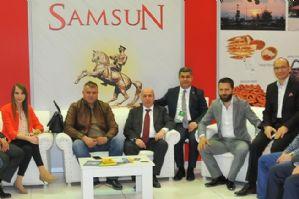 Başkent Samsun'u Konuşlu