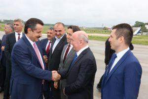 Gıda, Tarım ve Hayvancılık Bakanı Sayın Faruk Çelik Samsun 'da