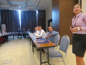 Borsadan Üyelerine Iso 10002 Müşteri Memnuniyet Yönetim Sistemi Eğitimi...