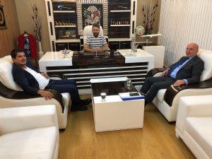 Başkan Çakır ASİYAD Ziyaretinde Hemşehrileriyle Buluştu.