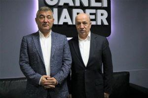 Çakır 'dan Uzun 'a Ziyaret