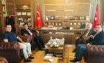 Samsun Cumhuriyet Başsavcısı Sayın Mehmet Sabri Kılıç'ı Ziyaret Ettik...