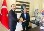 MÜSİAD Samsun Şube Başkanı Hasan Tahsin Şengül Borsamızı Ziyaret Etti...
