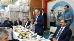 Samsun Ticaret Borsasının Ev Sahipliğinde Düzenlenen Kahvaltı 'da Siyasetçiler ile İş Dünyası Bir Araya Geldi.