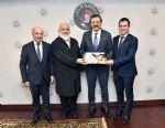 Samsun Ticaret Borsası'ndan Hisarcıklıoğlu'na Ziyaret...