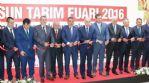 Samsun Tarım Fuarı 2016 Düzenlenen Törenle Kapılarını Ziyaretçilerine Açtı.