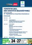 Türkiye'de Gıda, Gıda Sanayii ve Geleceği Paneli