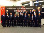 Karadeniz Bölgesi Odalar ve Borsalar Toplantısı Gerçekleşti.