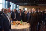Başbakan Yardımcısı Nurettin Canikli, Sanayici, İş Adamları, Esnaf ve Sanatkarlar ile Bir Araya Geldi.