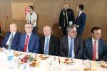 Hazine ve Maliye Bakan Yardımcısı Dr. Nureddin Nebati, Samsun'daki İş Adamları ile Bir Araya Geldi.