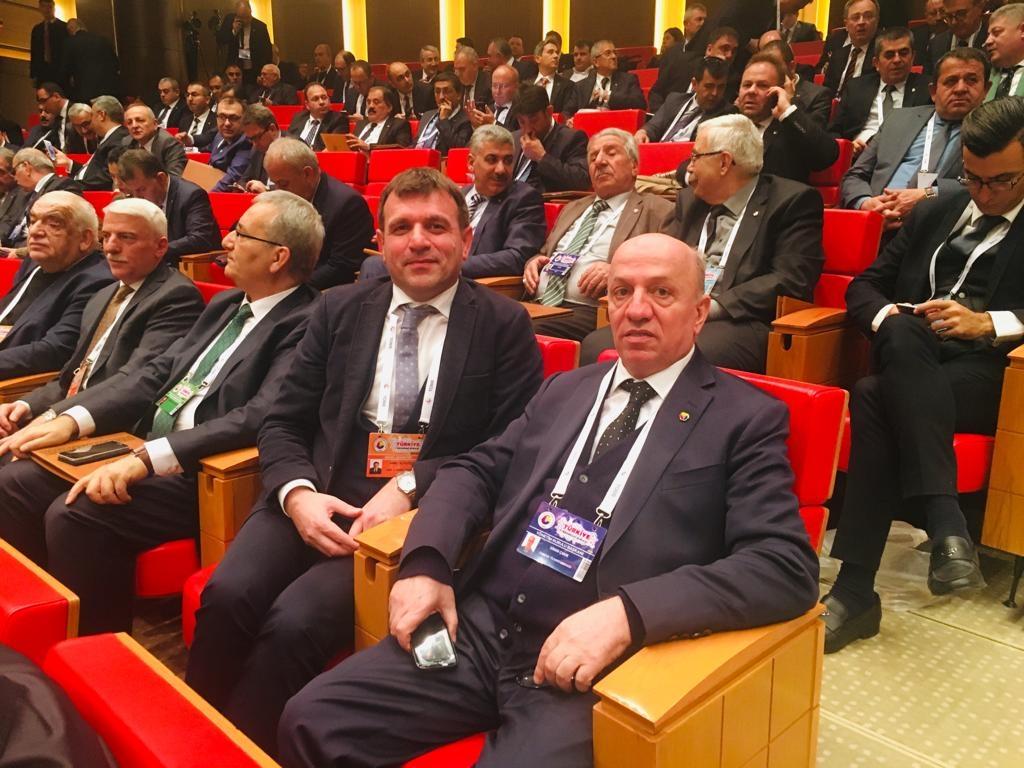 Tobb Türkiye Ekonomi Şurası'na Katıldık...