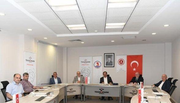 Samsun Teknoloji Geliştirme Bölgesi Danışma Kurulu Toplantısı Gerçekleştirildi...