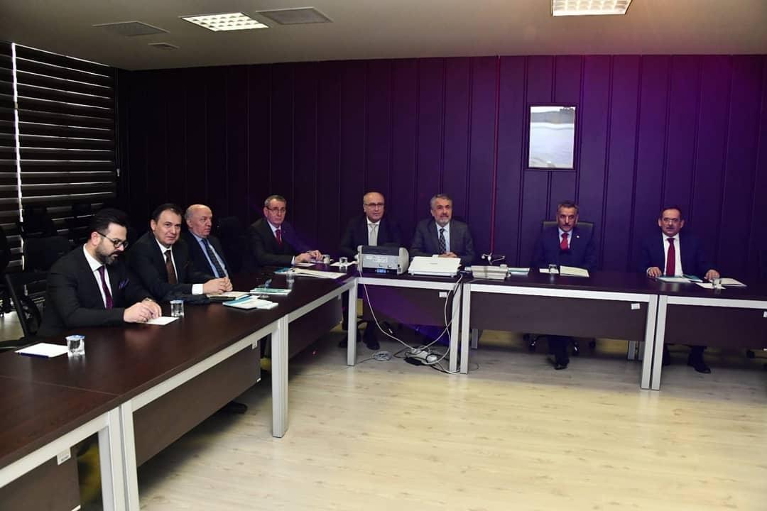Samsun Teknopark Danışma Kurulu Toplantısı Gerçekleştirildi...