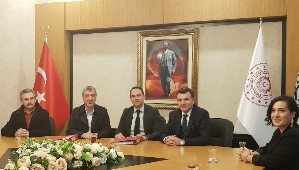 """"""" Gelemen Mesleki ve Teknik Anadolu Lisesi'nde Mesleki Eğitim Kalite ve Kapasitesinin Artırılması """" Projesi İmzalandı…."""