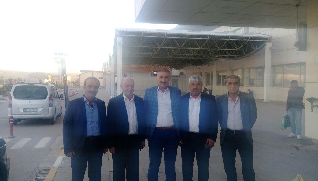 Yönetim Kurulu Başkanımız Sinan Çakır Van Ticaret Borsasını Ziyaret Etti...