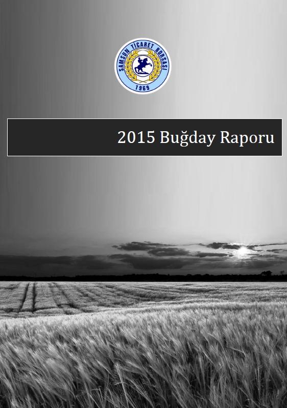 2015 Buğday Raporu