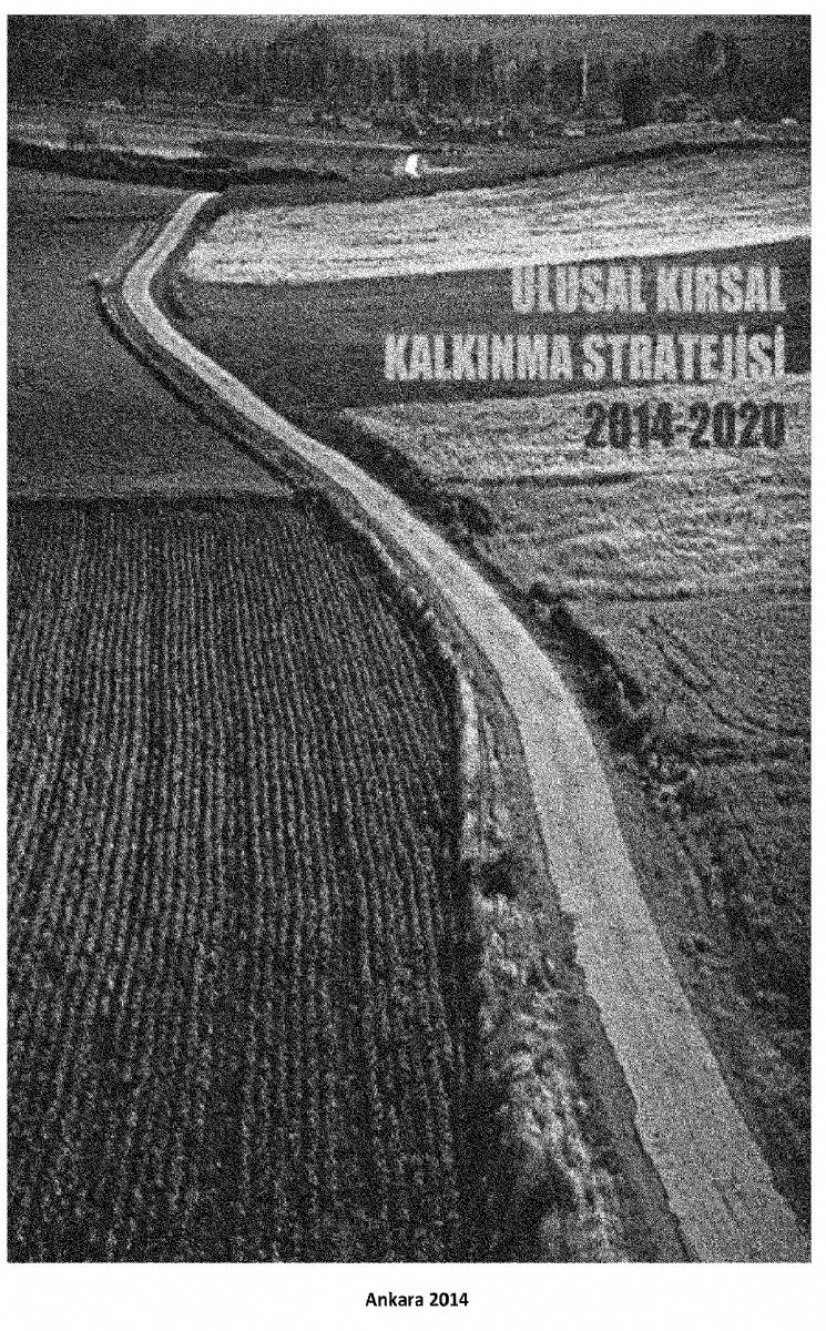 Ulusal Kırsal Kalkınma Stratejisi 2014-2020